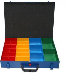 Sortimentskoffer mit Kunststoffeinsätzen SK66-23 - Vorschau 2