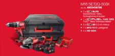 Milwaukee M18SET2Q -503X