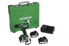 Hitachi Akku-Bohrschrauber DS 18 DBSL 5.0L