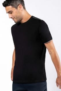 Kariban Kurzarm-T-Shirt DayToDay