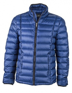 James & Nicholson Quilted Down Jacket