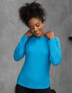 Just Cool Sport-Langarm-Shirt für Damen