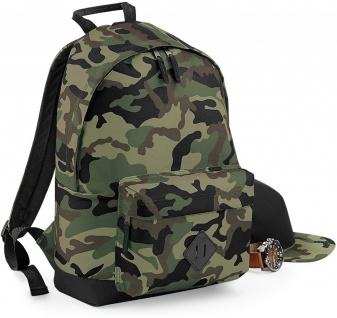 Bag Base Camo Rucksack
