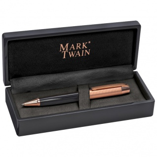 Mark Twain Hochwertiger Drehkugelschreiber VE 10 Stück