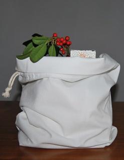 Bear Dream Slipper Bag Canvas