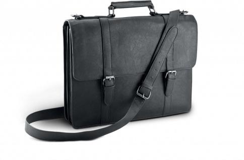 Ki-Mood Businesstasche mit abnehmbarem Laptopfach 40x29x8 cm