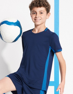 SOL'S Teamsport Kinder Shirt mit Kontrastkragen