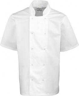 Premier Studded Front Chef's Jacket