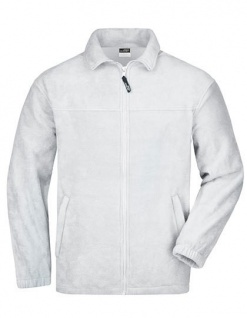 James+Nicholson Full-Zip Fleece