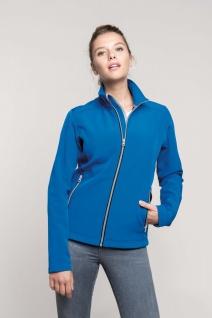 Kariban 2-lagige Softshell-Jacke für Damen