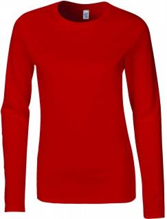 Gildan Ladies' Softstyle Long-Sleeved T-Shirt