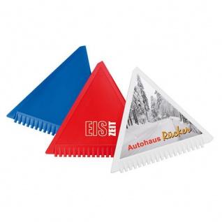 Eiskratzer Caraldo 100 Stück Maße: ca. 114 x 101 x 3 mm