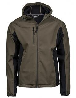 Tee Jays Hooded Lightweight Performance Softshell Jacket