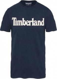 Timberland T-Shirt aus biologischem Stoff Brand Line - Vorschau 2