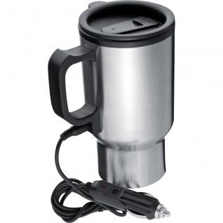 MACMA Warmhaltebecher mit 12 Volt Stecker, 400 ml