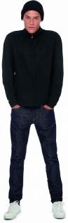 B&C Full Zip Sweatjacket