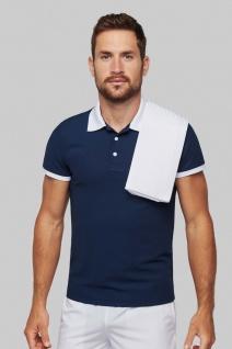PRO ACT Golf-Handtuch mit Wabenstruktur
