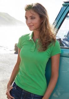 Kariban Damen Vintage Pique Poloshirt