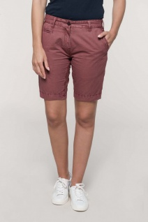 Kariban Bermuda-Shorts für Damen - Vorschau 1
