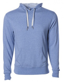 Independent Unisex Midweight French Terry Hooded Pullover