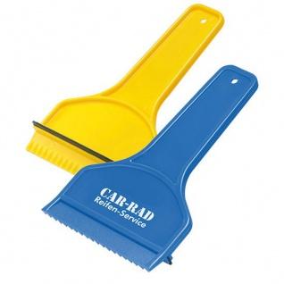 Eiskratzer Caraldo 100 Stück Maße: ca. 100 x 160 x 15 mm
