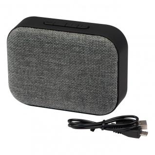 MACMA Bluetooth Lautsprecher mit integriertem Radio