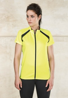 PRO ACT Damen Kurzarm Fahrradshirt