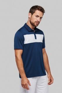 PRO ACT Kurzarm-Polohemd für Herren