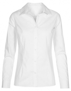 Promodoro WomenÂ?s Oxford Shirt Long Sleeve