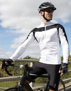 SPIRO Radfahrjacke für Herren lang