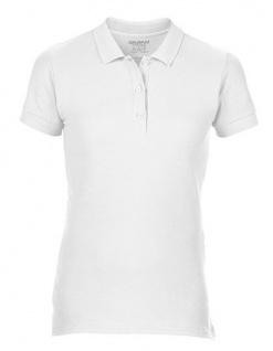 Gildan Premium Cotton® Ladies` Double Piqué Polo