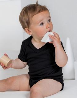 Babybugz Baby Organic Bodysuit mit V-Ausschnitt