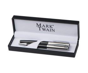 Mark Twain Metall-Schreibset VE 25 Stück
