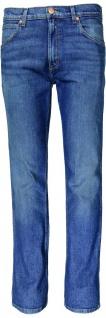 Wrangler Greensboro-Jeans Mit Geradem Schnitt