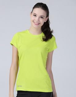 SPIRO Damen Kurzarm Shirt