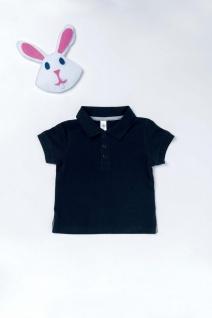 Kariban Kurzarm-Poloshirt für Babies