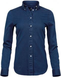 Tee Jays Womens Casual Twill Shirt