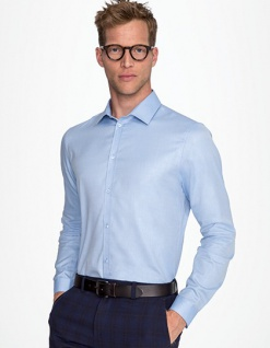 Sol's Herren Hemd klassischer Schnitt