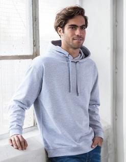 Just Hoods Herren Kapuzensweatshirt