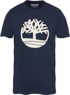 Timberland T-Shirt aus biologischem Stoff Brand Tree - Vorschau 2