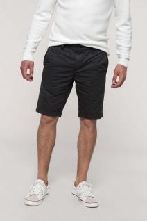 Kariban Bermuda-Shorts für Herren