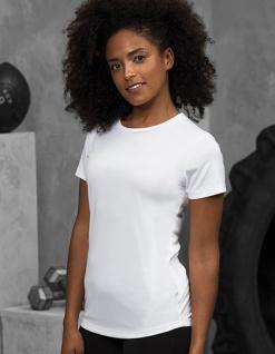 Just Cool Damen Kurzarm Shirt - Vorschau 1