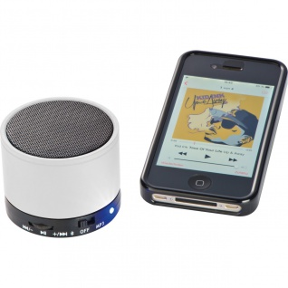 MACMA Mini Bluetooth Lautsprecher mit USB-Anschluss
