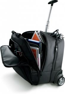 Ki-Mood Laptop-Koffer Business Trolley (40 x 35 x 20 cm) - Vorschau