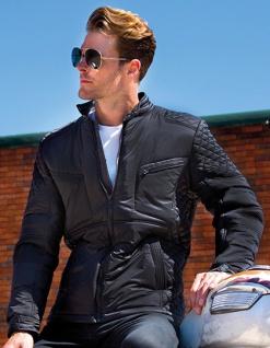 Result Biker-Style Jacket