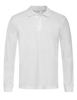 Stedman® Long Sleeve Polo