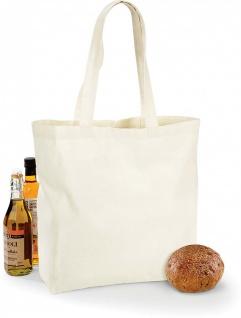 Westford Mill Baumwoll-Shoppingtasche