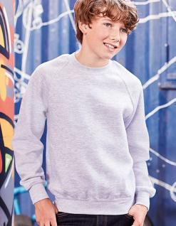 Russel Kids Raglan-Sweatshirt