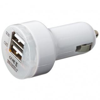 Macma USB Ladegerät mit 2 Anschlüssen