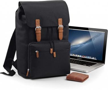 Bag Base Vintage Laptop-Rucksack